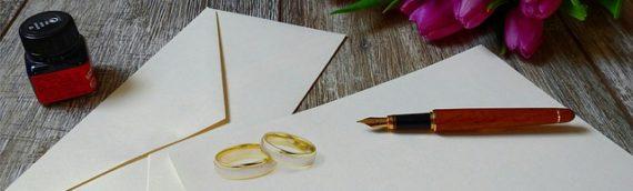 Pour un faire-part de mariage efficace
